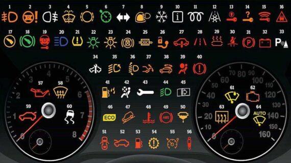 dash symbols